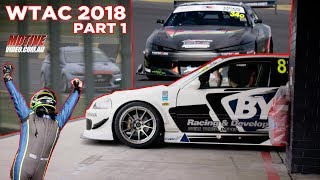 Download The World's Fastest Cars around a track - World Time Attack Challenge 2018 Part 1 Video