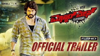 Download Masterpiece - Kannada Movie Trailer | Rocking Star Yash | V Harikrishna I Manju Mandavya Video