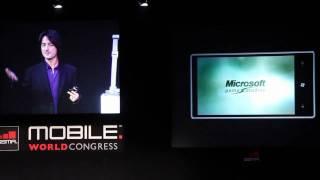 Download Microsoft pits mobile IE9 against Safari Video