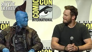 Download Guardians of Galaxy Vol.2 - Panel Highlights and Interviews at Comic-Con 2016 [Marvel] Video