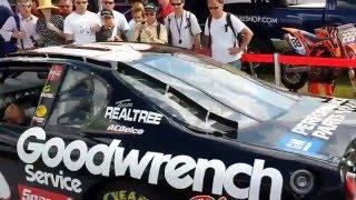 Download Legendary NASCAR V8 sounds Video
