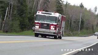 Download car crash on the scene with emergency crews responding Video