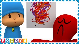 Download Pocoyo - Pato's Paintings (S02E43) Video