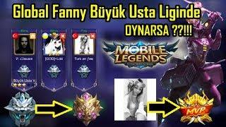 Download Mobile Legends: Global Fanny Büyük Usta Liginde | Scely | Road To Mystic Video