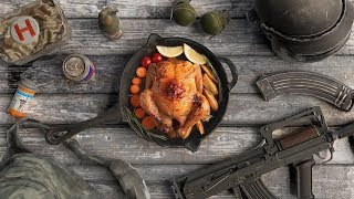 Download 🔴 PUBG MOBILE - TAWA FRY MURGA - CHICKEN DINNER 🔴 Video