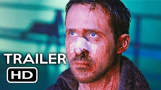 Download Blade Runner 2049 Official Trailer #2 (2017) Ryan Gosling, Harrison Ford Sci-Fi Movie HD Video