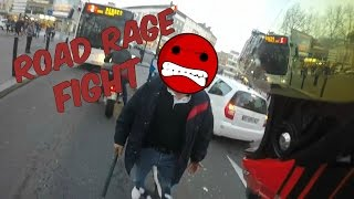 Download | EPIC ROAD RAGE | IVRE, IL M'ATTAQUE AVEC UNE MATRAQUE Video