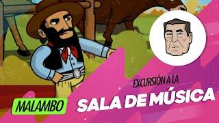 Download Zamba - Excursion a la sala de música: el malambo Video
