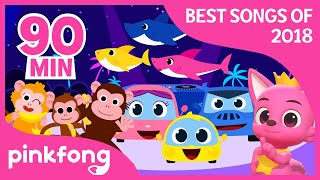 Download Baby Shark and more | Best Songs of 2018 | +Compilation | Pinkfong Songs for Children Video