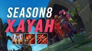 Download Imaqtpie - SEASON 8 XAYAH! SHE'S STILL GOOD...? (I DON'T KNOW WHY THIS IS A QUESTION) Video