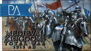 Download Medieval Kingdoms Total War 1212AD - France Campaign Part 1 - Live Stream Video