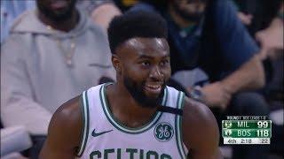 Download Jaylen Brown R1G2 Highlights vs Milwaukee Bucks (30 pts, 5 reb) Video