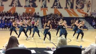 Download Yorktown Dance Team Varsity Hip Hop - East Coast Regional Dance Championship - January 11, 2015 Video