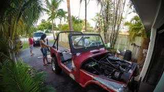 Download My Jeep CJ7 Restoration Project Time Elapse Video