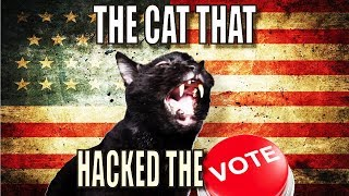 Download Talking Kitty Cat 57 - The Cat That Hacked The Votes Video