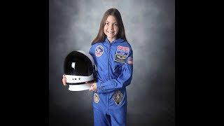 Download Niña de 16 años viajará a Marte Video