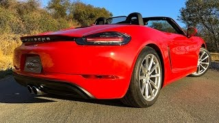Download 2017 Porsche 718 Boxster (982) FIRST DRIVE REVIEW (2 of 2) Video
