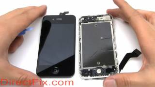 Download How To: Replace iPhone 4S Screen | DirectFix Video