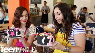 Download Lily Collins and Liana Weston - Besties - Teen Vogue Video
