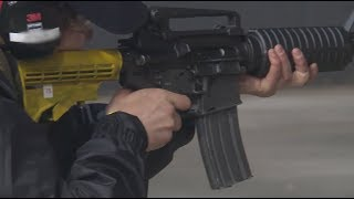 Download Becoming an Agent: Firearms Training Video