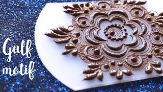 Download Arabic/Gulf motif | Henna tutorials by Devaky S Dharan Video