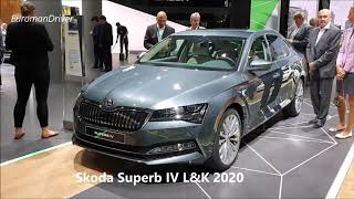 Download Skoda Superb 2020 FIRST REVIEW: Most Expensive Superb Plug-In-Hybrid by euromandriver Video