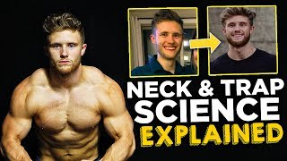 Download How to Grow a Huge Neck and Traps | Science Explained (14 Studies) Video