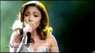 Download THROUGH THE RAIN - JONALYN VIRAY (MusicAndMe) Video