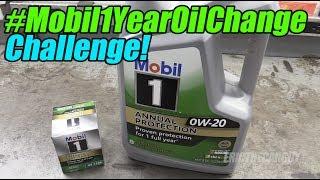 Download #Mobil1YearOilChange Challenge! Video