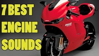 Download The 7 BEST Sounding Motorcycles! Video