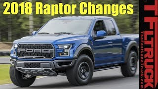 Download What's new with 2018 Ford Raptor Video