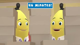 Download Animated Compilation #22 - Full Episodes - Bananas in Pyjamas Official Video