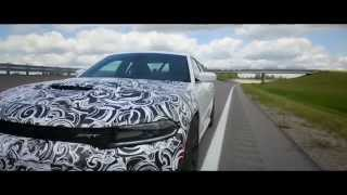Download 2015 Dodge Charger SRT Hellcat High Speed Testing Video