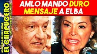 Download AMLO A ELBA: DISFRUTA TU LIBERTAD PERO NI TE ATREVAS A REGRESAR Video