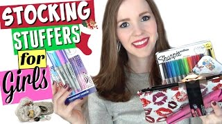Download Stocking Stuffers for Girls | What's in My 12 Year Old's Stocking! Video