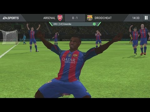 FIFA Mobile Soccer Android Gameplay #12