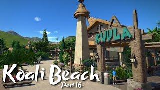 Download Planet Coaster - Koali Beach (Part 16) - Queues & Gates (ft. Deladysigner & Rudi Rennkamel) Video