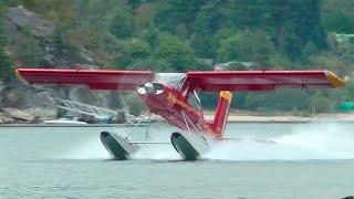 Download Pezetel PZL-104 Wilga 2000 Seaplane Landing Video