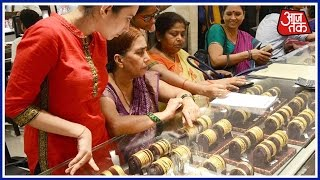 Download No Tax On Jewellery/Gold Purchased Out Of Disclosed Income: Finance Ministry Video