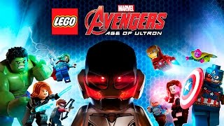 Download LEGO Marvel Vengadores La Era de Ultron - Pelicula Completa Español | The Avengers - Game Movie 2016 Video