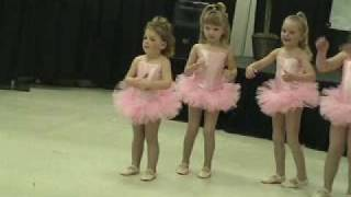 Download 3 year old dances to Cuppycake and Twist and Shout, Just for Kix dance performance Video