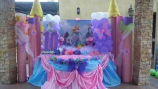 Download Decoracion fiestas infantiles - Pinketadas Video