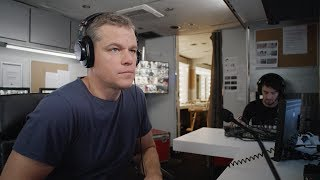 Download Matt Damon Surprises People with 'The Wait for Water' Video