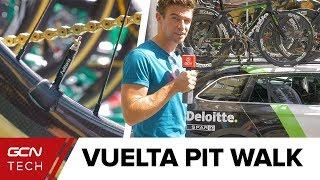 Download Bike Tech From The 2018 Vuelta a España Video