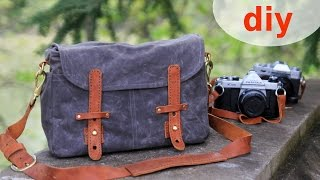 Download Ultimate Camera Bag for Less than $60 Video