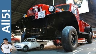 Download 5 Largest Vehicles In The World! Video