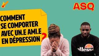 Download ASQ - Comment se comporter avec un.e ami.e en dépression ? ft Nadjélika et Sacko Video