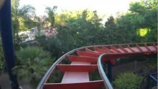 Download Montanha Russa Sheikra na Florida Video