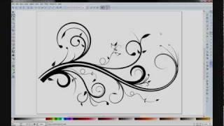 Download Inkscape Flourish Video