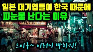 Download 일본 대기업들이 한국 때문에 피눈물 난다는 이유. 으이구 이러니 망하지! Video